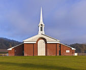 Church of Jesus Christ Latter Day Saints Oregon. — Stock Photo