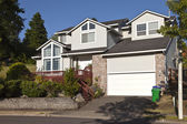 Large family home Gresham Oregon. — Stock Photo