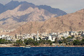 Aqaba in Jordan — Stock Photo