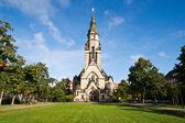Die michaeliskirche v Lipsku — Stock fotografie