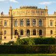 Rudolfinum Prague — Stock Photo #14100344