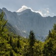 View to Mt. Triglav — Stock Photo