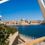 View to Valletta — Stock Photo
