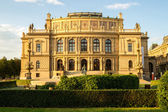The Rudolfinum Prague — Stock Photo