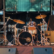 Stock Photo: Close-up of Drumset