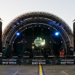 Foto de Stock  : Open Air Stage
