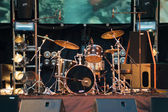 Close-up of Drumset — Stock Photo