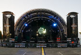 Open Air Stage — Stock Photo