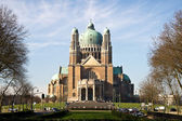 The Basilique National du Sacre-Coeur in Brussels — Stock Photo