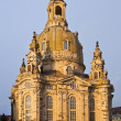 Stock Photo: Dresdner Frauenkirche