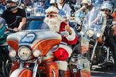 Bikers Parade at the European Bikeweek — Stock Photo