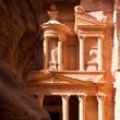 The Treasury in Petra — Stock Photo #14663533