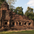 Prasat Ta Muang at sunset — Stock Photo