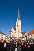 Carnival of Villach — Stock Photo