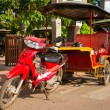Cambodian Tuk-Tuk — Stock Photo