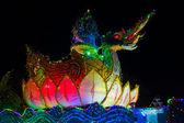 Loy krathong figura — Foto de Stock