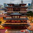 The Buddha Tooth Relic Temple — Stock Photo #16230893