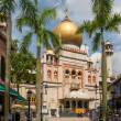 Stock Photo: Masjid Sultan