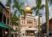 Masjid Sultan — Stock Photo