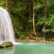 erawan waterfalls — Stock Photo