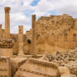 Stock Photo: Ruins of Gerasa