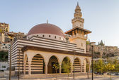 Mosque in Amman Downtown — Stock Photo