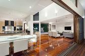 Modern home — Stockfoto
