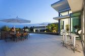 Moderne balkon — Stockfoto