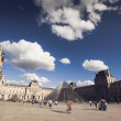 The Louvre — Stock Photo