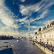 River Thames — Foto Stock #28465903