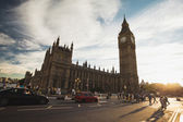 Big Ben in the afternoon — Stock Photo