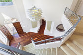 Staircase and entrance to modern australian home — ストック写真