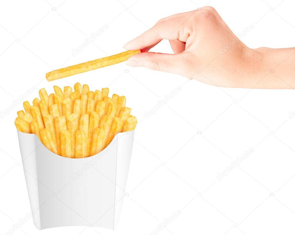 Картошка фри своими руками в духовке