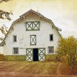 Old Barn — Stockfoto #12098037