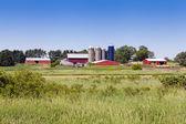 Big Farm — Stock Photo