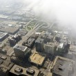Aerial View (Chicago Downtown) — Stock Photo #16560053