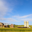 Countryside Farm in the morning — Stock Photo #16567477