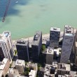 Chicago Lake Shore Drive Aerial View — Stock Photo #16569365