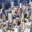 Aerial View (Chicago Downtown) — Stock Photo