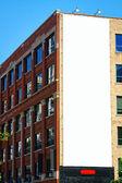Billboard - Urban Design — Stock Photo