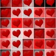Valentines Creative Background — Stock Photo