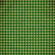 Shamrock Vintage Pattern - Stock Photo