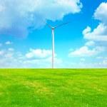 Eco Energy — Stock Photo