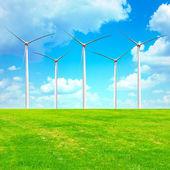 Eco energie — Stockfoto