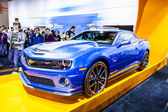 CHICAGO - FEB 16: The Chevrolet Camaro SS on display at the 2013 — Stock Photo