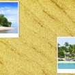 Vacations Background — Stock Photo