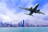 Air Travel — Stock Photo