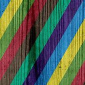 Graphic Design (Pantone) or (Vintage Color Wood Background) — Stockfoto