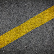 Royalty-Free Stock Photo: Asphalt Road Background or Texture