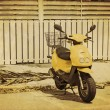 Vintage Scooter — Stock Photo #23930497